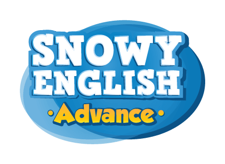 Logo Snowy English Advance
